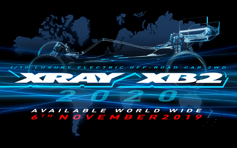 Xray Racing Model Cars Ultimate Professional Rc Products